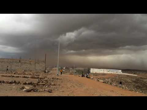 Rain time in djibouti