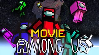 Monster School : AMONG US THE MOVIE - Minecraft Animation