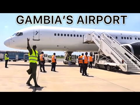 GAMBIA'S INTERNATIONAL AIRPORT - Banjul International Airport