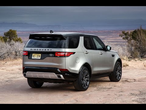 2017 land rover discovery exterior and interior youtube for Land rover discovery 2017 interior