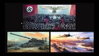 Como seria ahora si la Alemania Nazi hubiese ganado la Segunda Guerra mundial?