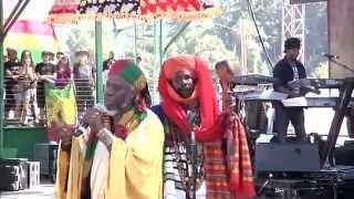 Mutabaruka performing Reggae Power at Reggae On The River 2014