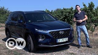 Souverän: Hyundai Santa Fe | DW Deutsch