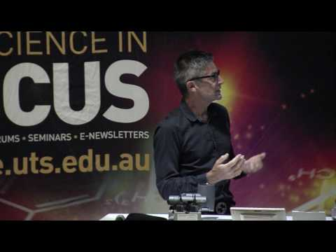 UTS Science in Focus: Big Data: The Future is Here