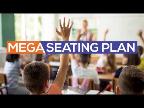 Mega Seating Plan - free classroom seating chart generator