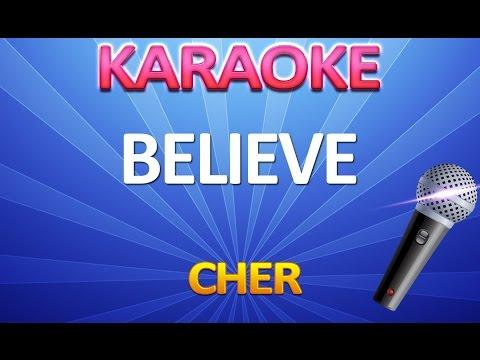 Cher - Believe KARAOKE