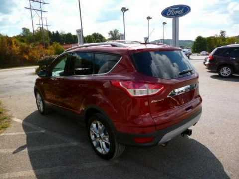 2017 Ford Escape Pittsburgh Wexford Cranberry Pa