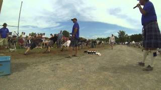 Pictou vs Antigonish (pictou side) Highland Games Tug Of War Final 2014