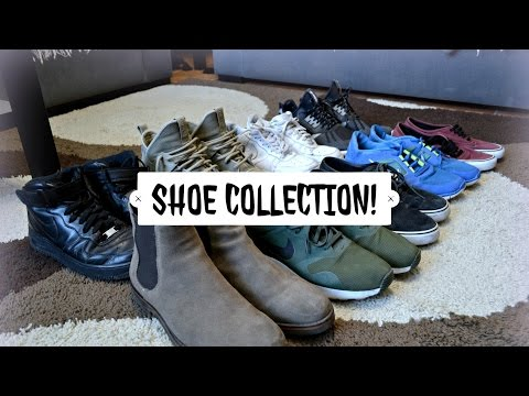 My Shoe Collection v1.0 | Chelsea Boots,Nike,Adidas,Vnas | Mens Fashion March 2017