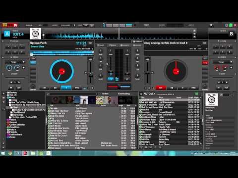 Virtual dj 8 how to setup a Playlist