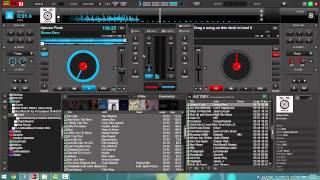 Virtual dj 8 how to setup a Playlist