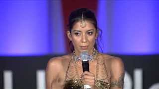 Dance of Prana: Deepika Mehta at TEDxUNPlaza
