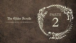 THE ELDER SCROLLS ONLINE Gameplay ITA 2