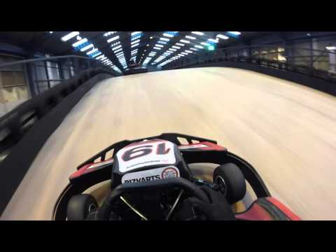 Go Karting - Liverpool Teamsport
