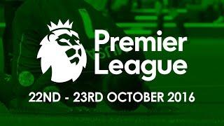 Красивые голы Английской Премьер-лиги за 22-23 октября