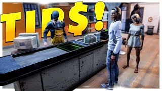 How to Get tнe MOST TIPS to Level Your Gas Station // Gas Station Simulator Gameplay