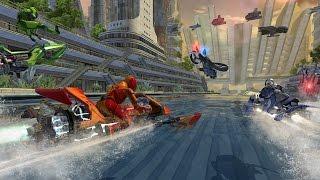 Riptide GP Renegade PC 60FPS Gameplay | 1080p