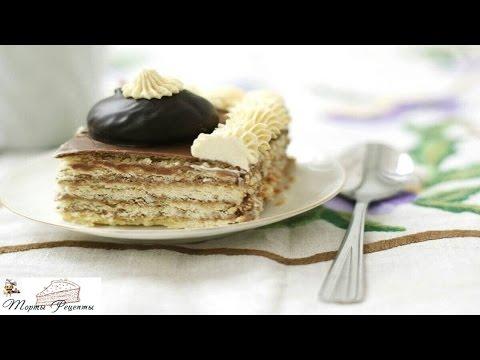 Торт Ленинградский, рецепт с фото по госту