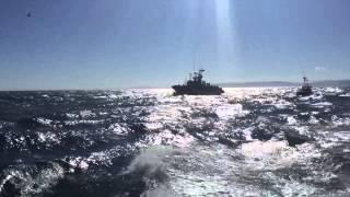 Travesía Islas Sisargas 2015