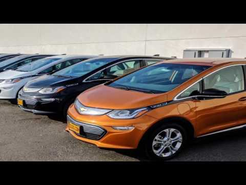 Could Chevrolet Bolt EV Become the Crown Vic of Ride Hailing