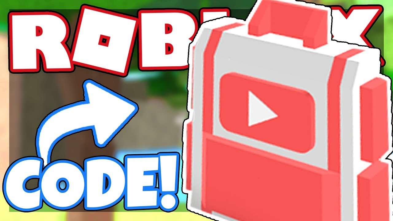 Code How To Get The Youtube Bag Roblox Woodcutting Simulator