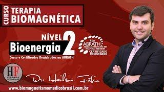 NÍVEL 02 DA TERAPIA BIOMAGNÉTICA