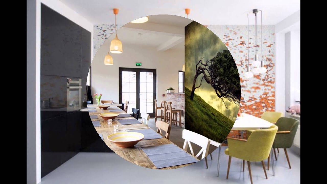 50 Cool Wall Murals for Kitchen ideas