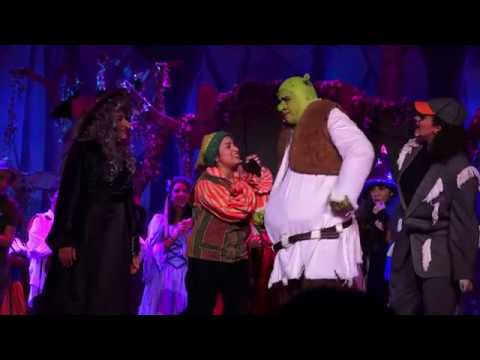 Santa Ana Unified School District presents Shrek The Musical Act 1