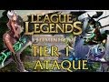 League Of Legends: Dominion - Guía de Campeones de TIER 1: Ataque