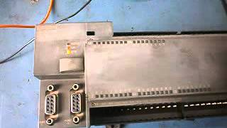 Siemens Simatic S7-200 PLC Card Repairs @ Advanced Micro Services Pvt.Ltd,Bangalore,India