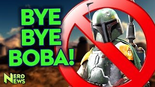 why the boba fett movie was canceled star wars news