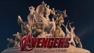 Avengers Age of Ultron End Credits Scene Theme Song HD - New Avengers Rock Version Epic Guitar Cover