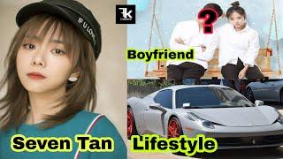 Seven Tan Lifestyle   Boyfriend   Age   Facts   Net Worth   Biography   FK creation