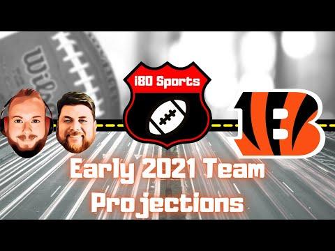 Early 2021 NFL Projections- Cincinnati Bengals