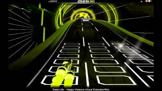 (AudioSurf) Dada Life - Happy Violence (Vocal Extended Mix)