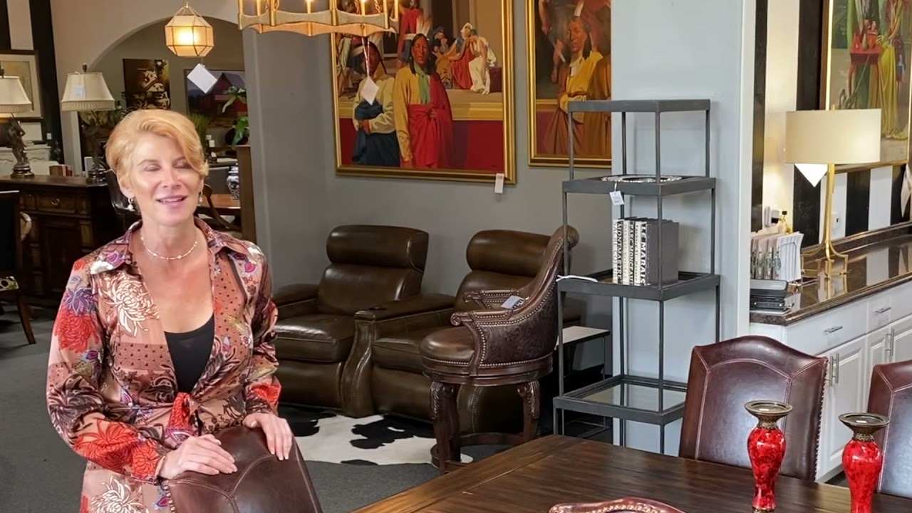 Luxurious Leather Furniture at Avery Lane