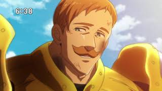 Hail To the King - Seven Deadly Sins Lord Escanor