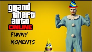 GTA 5 Online | Funny Moments #2