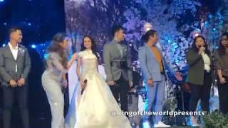 FINALE: Moira Dela Torre sings 'Tagpuan' feat. All-Star Concert Guests #MoiraBraverAtTheAraneta