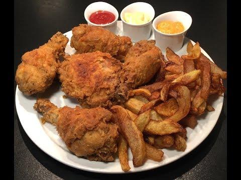 le-poulet-frit-faÇon-kfc-fait-maison