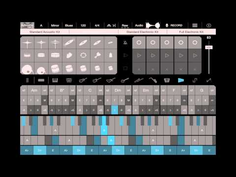 Firo - Music Maker, Instrument, Drums, Chords, Looper, and MIDI Controller App Review