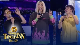 Wackiest moments of hosts and TNT contenders | Tawag Ng Tanghalan Recap | December 09, 2019