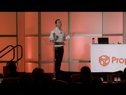 Prophix UC18 Keynote speaker - Tom Cheesewright