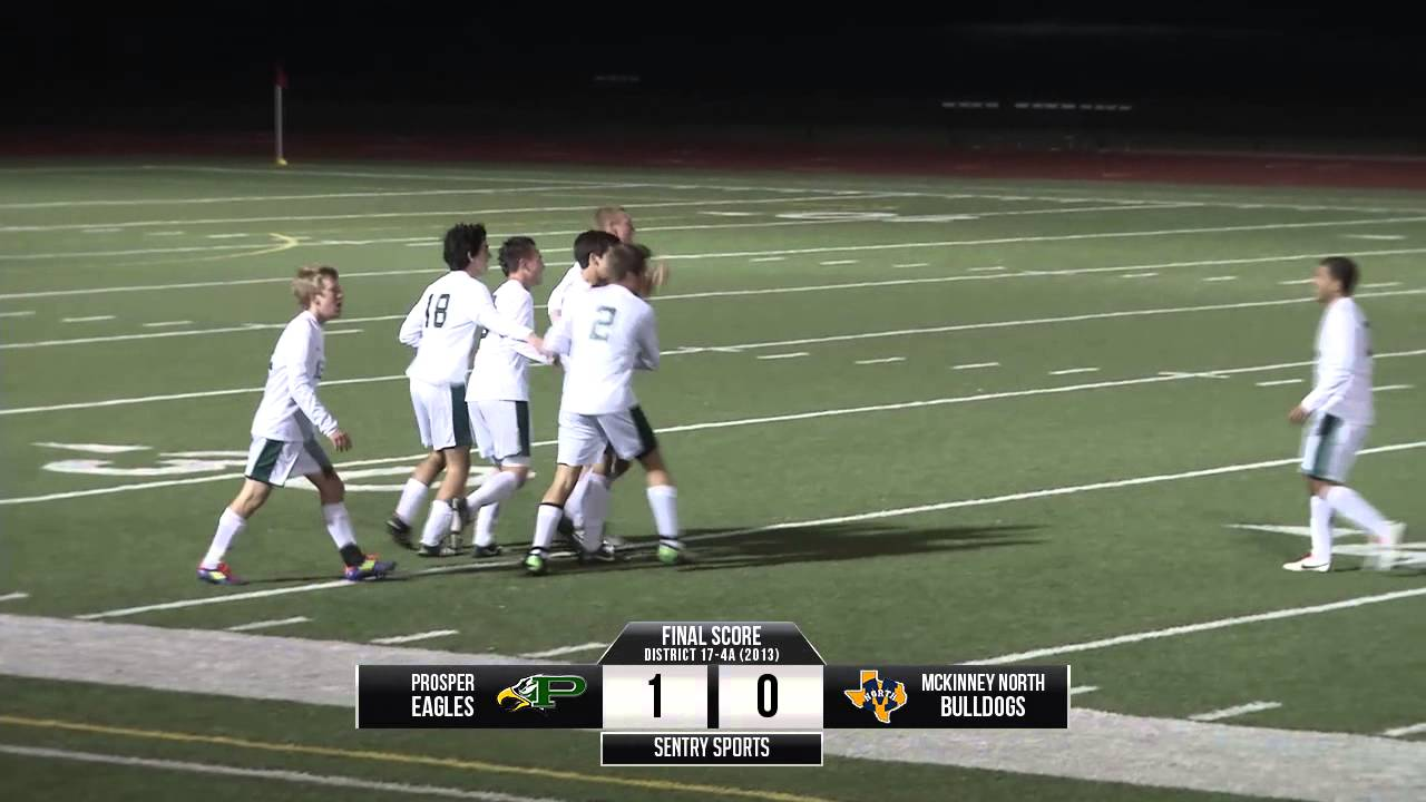 Prosper Eagles Vs McKinney North Bulldogs Game Winner