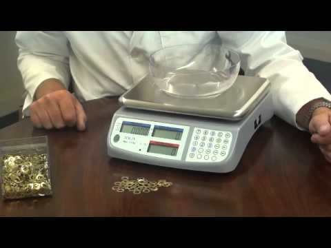 Parts Counting Scale