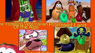 Veggie Tales Bob and Larry