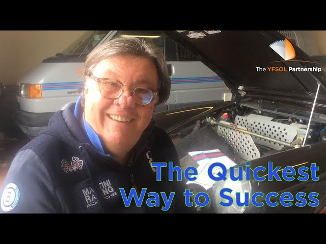 The Quickest Way to Success