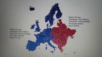 Päivä 9 - Länsi-Eurooppa