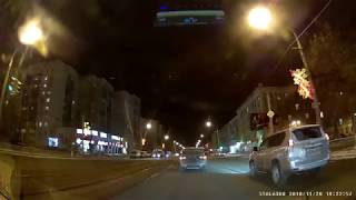 Відеореєстратор INTEGO VX-500WF - нічна зйомка