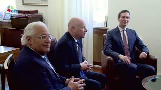 PM Netanyahu meets with Jared Kushner and Jason Greenblatt